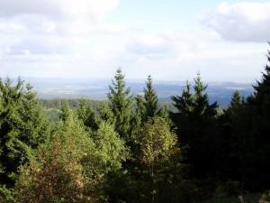 Atemberaubender Blick auf den Harz