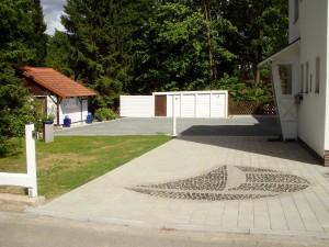 Parkmöglichkeiten direkt am Hotel Waldsegler in Bad Sachsa